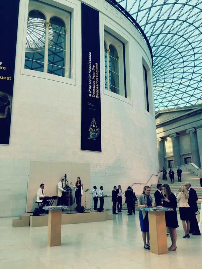 Dolce VIta Live @ British Museum